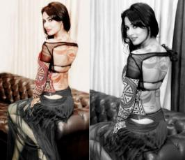 Sonal Chauhan Hot Photos