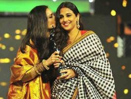 Vidya Balan recalls her first meet with husband Siddharth Roy Kapur at Filmfare Award Function.