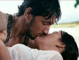 The kiss scene between Gautham Karthik and Thulasi Nair in Mani Ratnam directorial Kadal has drawn attention...