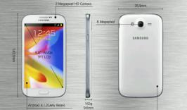 Samsung India is set to launch Galaxy Grand today, bringing another phablet to the market just a day after Micromax announced its Canvas HD with 5-inch screen.