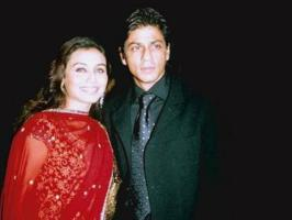 Shahrukh Khan, Rani Mukherjee are friends and make good couple onscreen. Look at Shahrukh, Rani Mukherjee rare, unseen pictures.