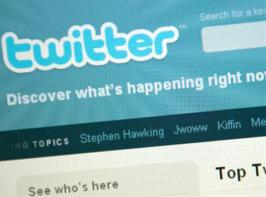 Twitter Inc launched advertising services in the Middle East and North Africa on Sunday as the social media firm seeks to exploit a tripling of its regional subscriber base following its widespread use during the Arab Spring protests.