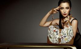 Gucci Campaign Ft Li Bingbing Chinese actress Li Bingbing has snagged yet another Gucci campaign. She will front the Italian luxury house\'s series dedicated