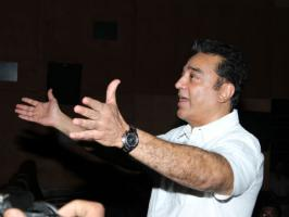The special screening of Vishwaroopam starring Kamal Hassan was attended by some of the big names. Here we are bringing you the pictures...