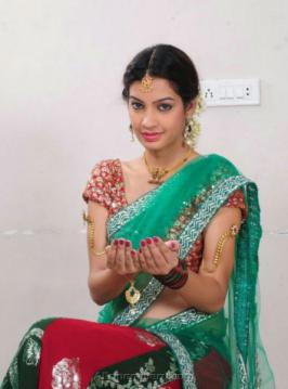 Deeksha Panth Is A New Tamil Actress.