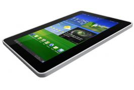 Lava has followed up on its eTab Z7H tablet with another 7-inch tablet - the Lava eTab Xtron.