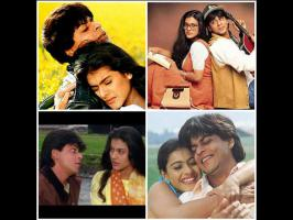 Superhit jodi Shahrukh Khan-Kajol defeated many onscreen couples and were voted as Bollywoods most romantic couple onscreen by Sanona.