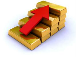 Gold bounced back on Monday after hitting a 6- month low on Friday as low prices attracted gold investors.