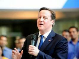 British Prime Minister David Cameron is seeking a special relationship between Britain and India, one that goes beyond business.