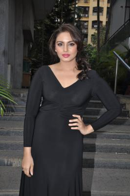Huma Qureshi Exposes Enough In See-Through Attire