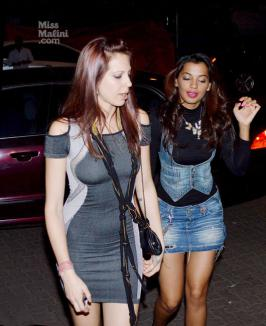 Mugdha Godse Let us take a moment for when Justin Timberlake and Britney Spears stepped out in double denim. That image must have been erased seeing