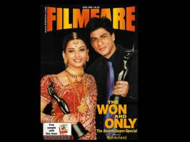 Aishwarya Rai Bachchan won the Miss World Pageant in 1994. See Aishwarya Rai Bachchan picture on the cover of famous Filmfare and Stardust covers.