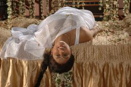 Sunakshi Hot Stills In Saree
