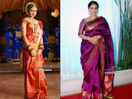 Indian bridal sarees have a vast majority of varieties. In fact every state in India has it own kind of bridal saree.