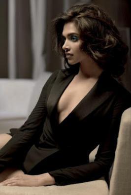 Deepika Padukone Latest Hot Photoshoot For L\'Officiel India Magazine Mar 2013