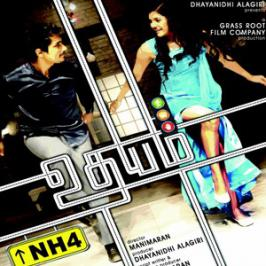 Siddharth and debutant actress Sanchitha Shetty's upcoming film Udhayam Nh4 audio release is slated on April 1st. The movie has almost completed its shooting part and debut director Manimaran is wielding the megaphone. This movie has tunes composed by G.V.Prakash and Dhayanidhi Azhagiri and director Vetrimaran are producing this film.