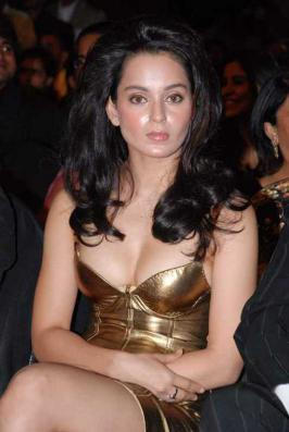 Kangana Ranaut Even though she\'s never acted with any of the top three Khans of Bollywood, actress and National Award winner Kangana Ranaut is among the
