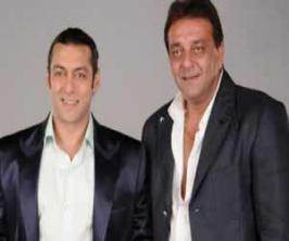 \'While in real life, Sanjay Dutt and Salman Khan are fighting legal battles separately, in reel life writer Muazzam Beg is now all set to make a documentary called Munna Bhai, Sallu Bhai - Killers or Healers.  Muazzam, who has funded the whole.. at haihoi.com.\'