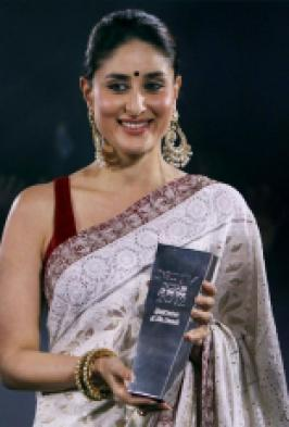 Kareena Kapoor Latest Photos at NDTV Indian of the Year Awards 2012