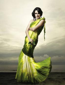 Neha Dhupia Latest Hot Photoshoot Stills For Go Green Calendar