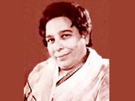 Legendary singer Shamshad Begum dead.
