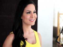 Veena Malik has strongly welcomed in Jaipur | Bollygupshup.....