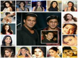 Its every girls dream to star with three Khans Shahrukh, Salman and Aamir. Check out which actress worked with them, who looked the best Katrina, Rani...