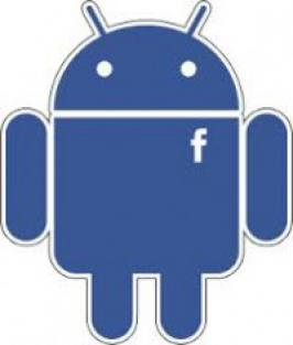"Facebook on Thursday unveiled a family of apps called ""home"" android operating system."