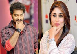Young Tiger jr.ntr is all set to team up with bollywood hot beauty Kareena Kapoor. However, this is not something about a movie which are talking about...
