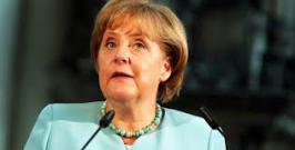 German chancellor Angela Merkel has been named as the most powerful woman in the world for the third successive year by business magazine Forbes.