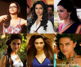 Often dubbed as the glam doll with endless legs, Deepika Padukone has essayed different roles and strong characters in her more recent films. Is the style diva getting experimental with her work? You tell us!