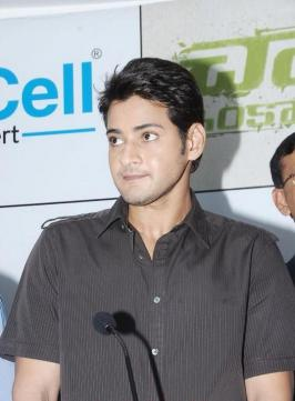 Tollywood Actor Mahesh Babu interacted with the media and fans ,he informed that he doesn't want to shift his focus to other film industries(Bollywood) and will be in Tollywood for a decade more. As the assembly elections are getting nearer, a rumor has been spreading around that Mahesh Babu is going to join
