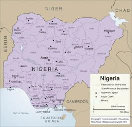India has issued a travel warning to its nationals in Nigeria urging them to be cautious while visiting the oil-rich nation\'s troubled northeastern region, where a state of emergency had been declared in May.