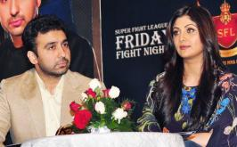 Shilpa Shetty's husband Raj Kundra has been involved in IPL betting and she is very worried about her hubby and her kid and read more in movies.infoonlinepages.com