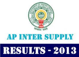 Inter 2nd Year General Advanced Supplementary Examination 2013 Results