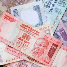 Weakened Rupee touched a life-time low of 59.93 to a dollar last week. However, it will not impact India\'s sovereign debt repayment capacity, she said. - Money - dna