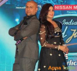 Rough and tough Vishal Dadlani and melodious beauty Shreya Ghoshal ended up in tears when they had to select one between a brother and a sister for singing reality show \