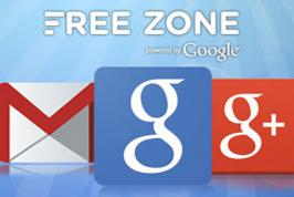 The service called Free Zone will allow Airtel customers to freely access Google Search, Gmail, and Google+ services.