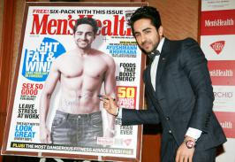 Latest  news from Bollywood, is the trend of six-packs look in Bollywood started with actors Salman Khan, Shah Rukh Khan and Aamir Khan. After that many actors followed their footsteps and now Ayushmann Khurrana is all set to join the six-pack league.