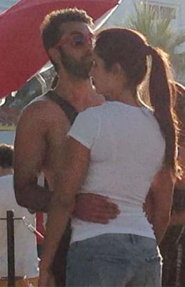 Ranbir Kapoor-Katrina Kaif reach Ibiza to spend time together | See pics