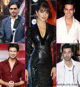 Priyanka Chopra is getting stronger, brighter and sexier with every passing year. As she turns 31 today, we take a look at PeeCee's most memorable romantic equations with the country's best looking leading men including Hrithik Roshan, Shahrukh Khan, Ranbir Kapoor, Akshay Kumar and Shahid Kapoor