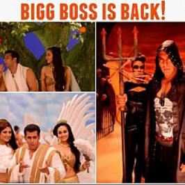 Photo: Bigg Boss season 7 to have double Salman Khans. The Salman Khan fans are in for double treat this season.