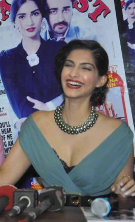 Sonam Kapoor Hot Photos at Stardust 2013 Magazine Launch, Check out Actress Sonam Kapoor Latest Hot Photos at Stardust 2013 Magazine Launch Event, Sonam Kapoor Hot Photos at Stardust Magazine 2013 Aug Edition Launch