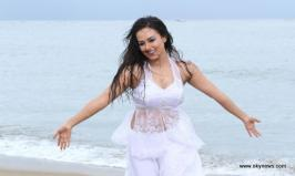 Sana Khan Latest Hot Stills From Nadigayin