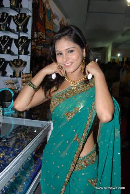 Jarabbani Beautiful Saree Photo Gallery