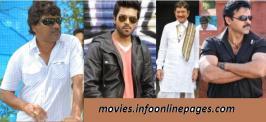 Ram Charan – Krishna Vamshi Movie Launch Photos