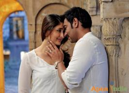 Kareena Kapoor has locked lips on screen, and she has portrayed passionate romantic scenes in her various films. But she says she experienced a different