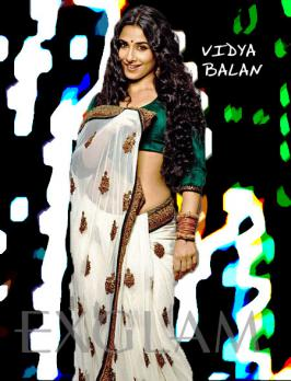 Bollywood Actresses In White Saree