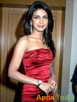 Actress-singer Priyanka Chopra, who has given hits like