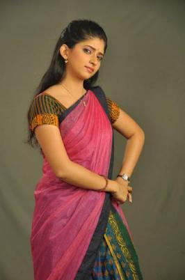 Telugu serial actress pallavi dance studio